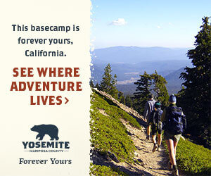 Banner ads for Yosemite
