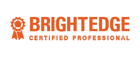 BrightEdge Certified Professionals
