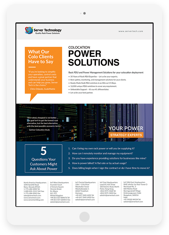 Server Technology eBook