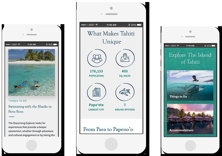 Tahiti Mobile Phones