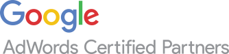 We are a Google Adwords Certified Partner