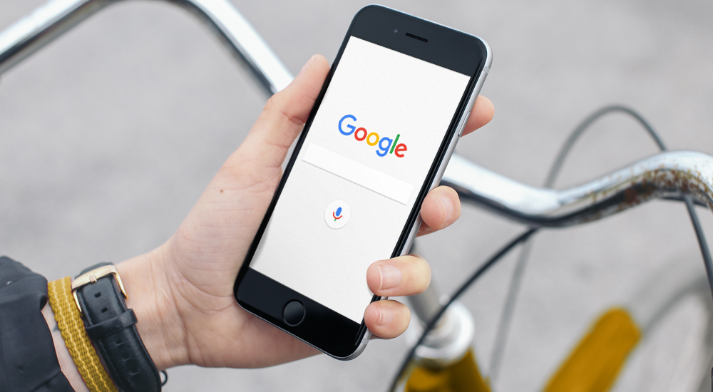 Google expanded text ads.