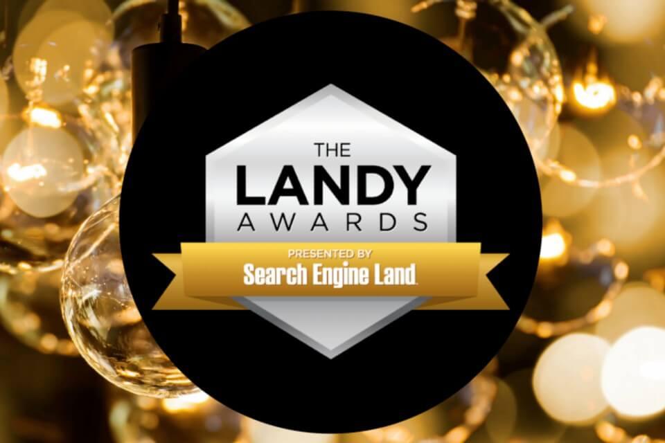 Landy Awards logo