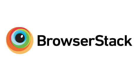 Browserstack lets us test our work on various browsers