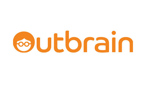 Outbrain content discovery platform on the web powering total discovery on publisher sites