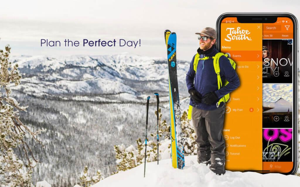 Tahoe Mobile App