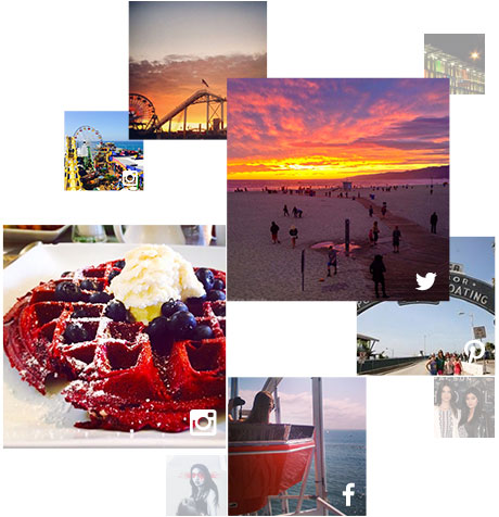 Visit Santa Monica User Generated Content